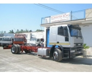 Earthmoving machinery IVECO EUROTECH Used