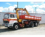 Earthmoving machinery renault Used