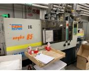 Presses - unclassified New Plastic Metal Used