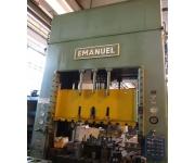 Presses - hydraulic emanuel presse Used