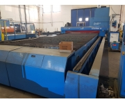 Laser cutting machines Saf-fro Used