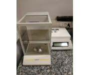 Measuring and testing sartorius Used