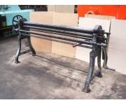 Bending rolls farina Used