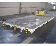 Working plates 6400X3500 Used