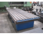 Working plates 3540X1370 Used