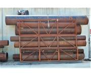 Unclassified Tubi neri in acciaio senza saldatura al carbonio Used