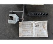 Unclassified Flangiatore a cricco cartellatrice strumento di svasatura RIDGID 345M Used