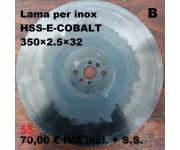 Unclassified Lame circolari a disco per ferro e inox Used