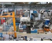 MILLING MACHINES Waldrich Siegen Used