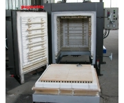 Ovens Pagnotta Termomeccanica Used