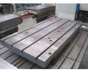 Working plates 1600X800 Used