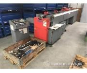 Sheet metal bending machines Nissin Used