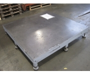 Working plates 1500x1500 Used