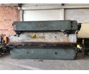 Sheet metal bending machines riboldi mario Used
