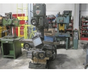 Milling machines - high speed rambaudi Used