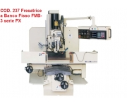 Milling machines - bed type fmb serie px New