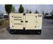 Generators doosan Used