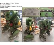 Punching machines MUBEA Used