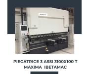 Sheet metal bending machines IBETAMAC New