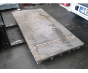 Working plates 2000X1000 Used