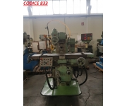Milling machines - unclassified CF Used