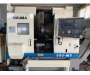 LATHES okuma Used
