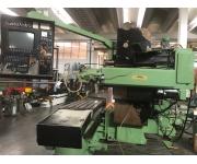 Milling machines - bed type lagun Used