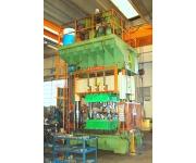 Presses - hydraulic rovetta Used