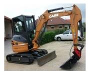 Earthmoving machinery Case Used