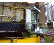 Milling machines - vertical schiess froriep Used