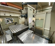 Milling machines - bed type parpas Used