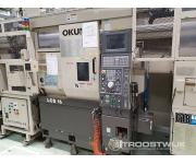 Lathes - CN/CNC okuma Used