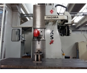 Milling machines - unclassified fagima Used