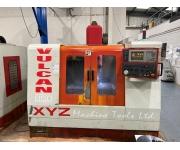 Machining centres XYZ Used