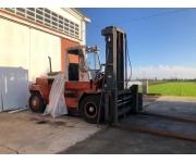 Forklift Kalmar Used