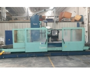 Milling machines - bed type sachman Used