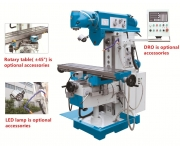 Milling machines - universal  New