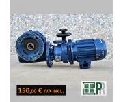 Electric engines Motovarioriduttore con motore ICME e varioriduttore VARVEL Used