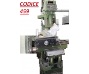 Milling machines - unclassified FUSION Used