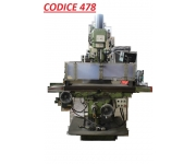 Milling machines - high speed first Used