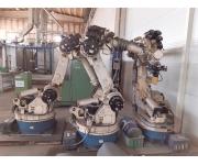 Robots Almega Used