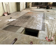 Working plates 5200X2300 Used
