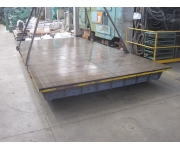 Working plates 6000x3000 Used