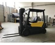Forklift om Used