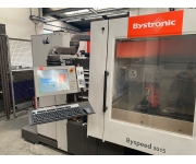 Laser cutting machines bystronic New