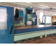 Milling and boring machines sachman Used