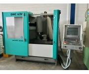 Machining centres dmg Used