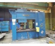 Presses - hydraulic BRUNNHUBER Used