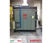 Ovens Pagnotta Termomeccanica Used