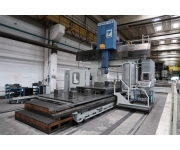 Machining centres forest line Used